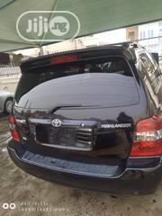 Toyota Highlander 2004 Limited V6 4x4 Black   Cars for sale in Lagos State, Oshodi-Isolo