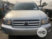 Toyota Highlander Limited V6 2005 Silver   Cars for sale in Lagos State