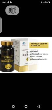 Propolis Lecithin Capsules | Vitamins & Supplements for sale in Lagos State, Amuwo-Odofin