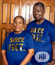 Customized Couples T-shirts | Clothing for sale in Bayelsa State, Yenagoa