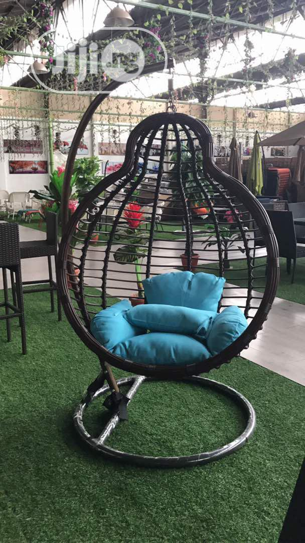 Jingle Over Garden Chair For Relaxation