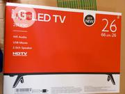 Solar Tv L G Avaivalable We Have 32 Inch 26inch 24inch And So On | TV & DVD Equipment for sale in Lagos State, Ojo