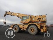 """For Sale """"PAD/LMI"""" 55 Tons Crane 1996-grove-rt855   Heavy Equipment for sale in Rivers State, Port-Harcourt"""
