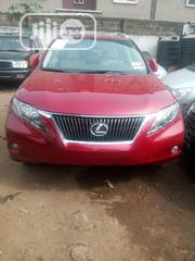 Lexus RX 350 FWD 2012 Red | Cars for sale in Lagos State, Ojodu