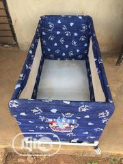 Baby Cot Baby Collapsible Bed Foldable Bed | Children's Furniture for sale in Lagos State, Ipaja