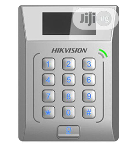 Hikvision DS-K1T801M Standalone Access Control Terminal