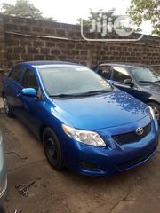 Toyota Corolla 2009 Blue | Cars for sale in Lagos State, Oshodi-Isolo