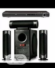 Original Djack 903 Home Theater +DVD Player | Audio & Music Equipment for sale in Lagos State, Lagos Island