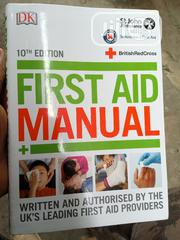 First Aid Manual | Books & Games for sale in Lagos State, Surulere