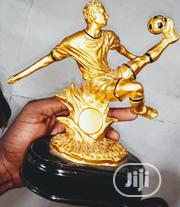 Golden Football Trophy | Arts & Crafts for sale in Lagos State, Yaba