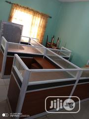 Supper Executive Workstations With Curve Top | Furniture for sale in Lagos State, Ojo