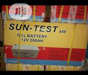 Suntest Inverter Battery 200ah | Electrical Equipment for sale in Lagos State, Ojo