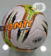 Conti Leather Football   Sports Equipment for sale in Bayelsa State, Yenagoa