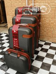 High Quality 4 Wheel Trolley Luggage Bags (4 Sets) For Sale | Bags for sale in Lagos State, Ikeja