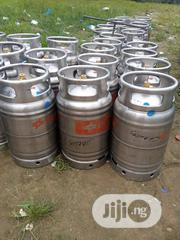 12.5 Stainless Gas Cylinder | Kitchen Appliances for sale in Lagos State, Ojo