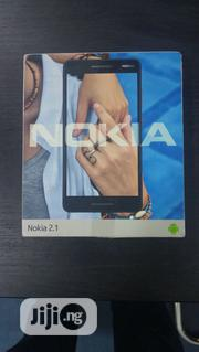 New Nokia 2.1 8 GB Blue | Mobile Phones for sale in Lagos State, Ikeja