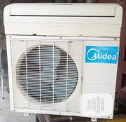 Foreign Use Medea Aircondition Split Unit 1 Horse Power Tested Okay | Home Appliances for sale in Lagos State, Surulere