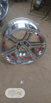 20rim for Tacoma/Toyota Hilux. | Vehicle Parts & Accessories for sale in Lagos State, Mushin