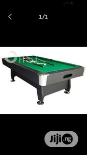 8feet Snooker Table With Complete Accessories | Sports Equipment for sale in Bayelsa State, Yenagoa