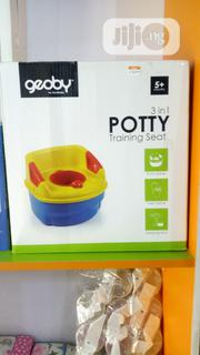 Geoby 3 In 1 Potty Training Seat | Baby & Child Care for sale in Lagos State, Surulere