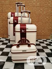 Trolley Luggage, Suite Case Bags (4 Sets) Cream Colors | Bags for sale in Lagos State, Ikeja