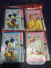 Character Jotter With Pen | Babies & Kids Accessories for sale in Lagos State, Alimosho