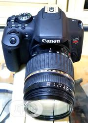 Canon DSLR EOS Rebel T6i/750D With 18-200mm Lens | Photo & Video Cameras for sale in Lagos State, Ikeja
