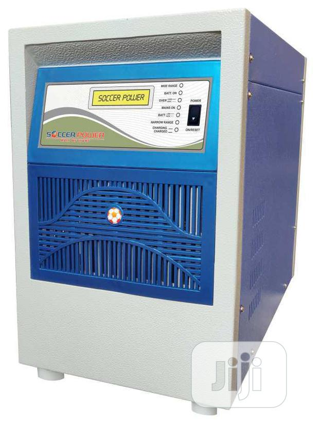 5kva 48vos Coccer Power Is Now Available
