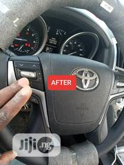 Toyota Land Cruiser Steering Wheel 2019 Model | Vehicle Parts & Accessories for sale in Lagos State, Mushin