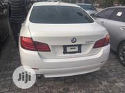BMW 528i 2013 White   Cars for sale in Lagos State, Victoria Island