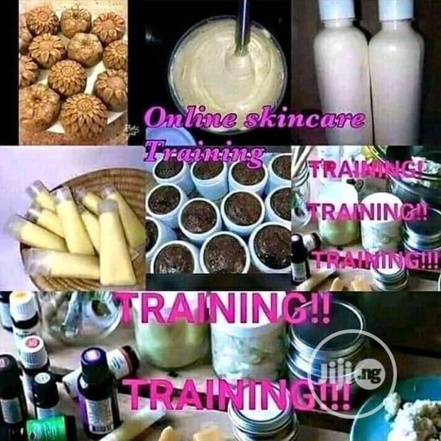 3day Intensive Online Skincare Training