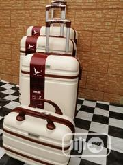 Trolley Suite Case Bags (4 Sets Of Wheels) | Bags for sale in Lagos State, Ikeja