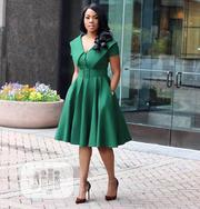 Green Dress | Clothing for sale in Lagos State, Ikeja