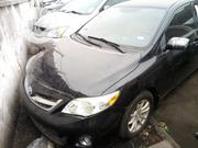 Toyota Corolla 2012 Black | Cars for sale in Lagos State, Kosofe