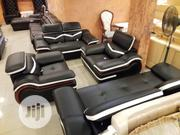 Black Executive Royal Sofa Chair | Furniture for sale in Lagos State, Ojo