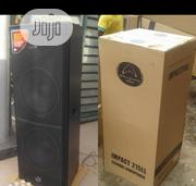 Impact Double Speaker | Audio & Music Equipment for sale in Lagos State, Ojo