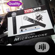 Tovaste Wireless Microphone | Audio & Music Equipment for sale in Lagos State, Ojo