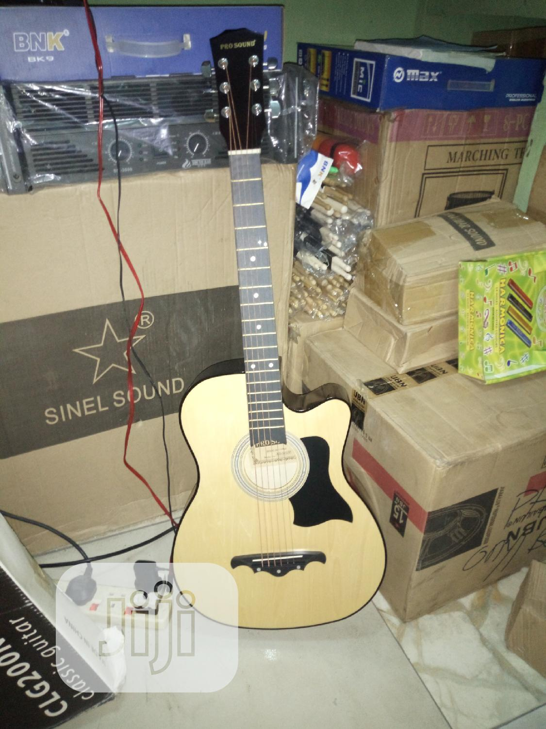 Brand New Acoustic Guitar | Musical Instruments & Gear for sale in Port-Harcourt, Rivers State, Nigeria