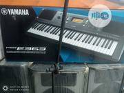 PSRE-363 Yamaha Keyboard | Musical Instruments & Gear for sale in Lagos State, Mushin