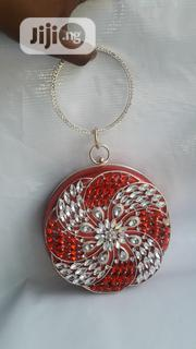 Diamante Purses In Red -360° | Bags for sale in Abuja (FCT) State, Central Business Dis