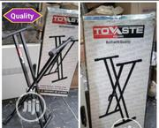 Tovaste Easy Set Keyboard Stand | Musical Instruments & Gear for sale in Lagos State, Ojo
