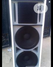 Black Spider Double Speaker | Audio & Music Equipment for sale in Lagos State, Ojo