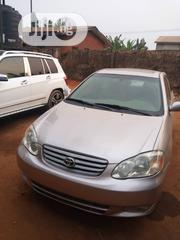 Toyota Corolla 2004 LE Silver | Cars for sale in Edo State, Benin City