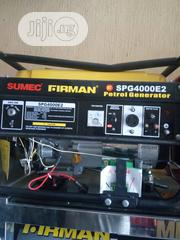 Sumac Firman Petrol Generator SPG 400E2 | Electrical Equipment for sale in Lagos State, Ojo