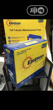12vos 220 Hams Eastman Solar Battery Is Nw Available With Two Year Wty | Solar Energy for sale in Lagos State, Ojo