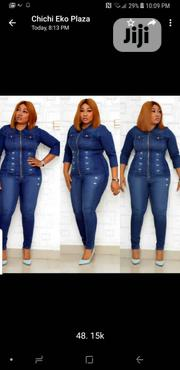 New Turkey Female Front Zip Jumpsuit | Clothing for sale in Lagos State, Lagos Island
