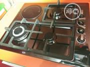 Original 4burner Gas/Electric Hob Cooker With Grill Oven | Kitchen Appliances for sale in Lagos State, Lekki Phase 1