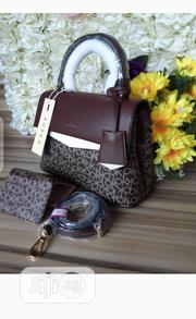 Quality Female Quality Brown Handbag | Bags for sale in Lagos State, Ikeja