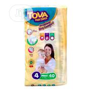 Tova Maxi Diapers Eco Size 4(40) X 6 | Baby & Child Care for sale in Lagos State, Ikeja