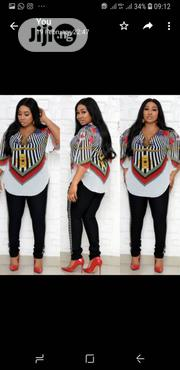 New Female Turkey Chiffon Top With Trousers | Clothing for sale in Lagos State, Amuwo-Odofin